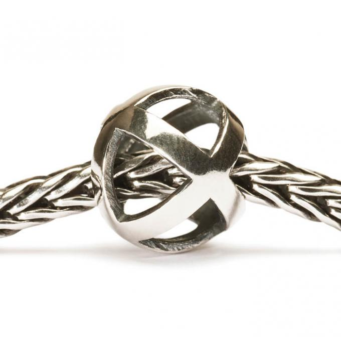 Charms Trollbeads Argent TAGBE-10019 Trollbeads