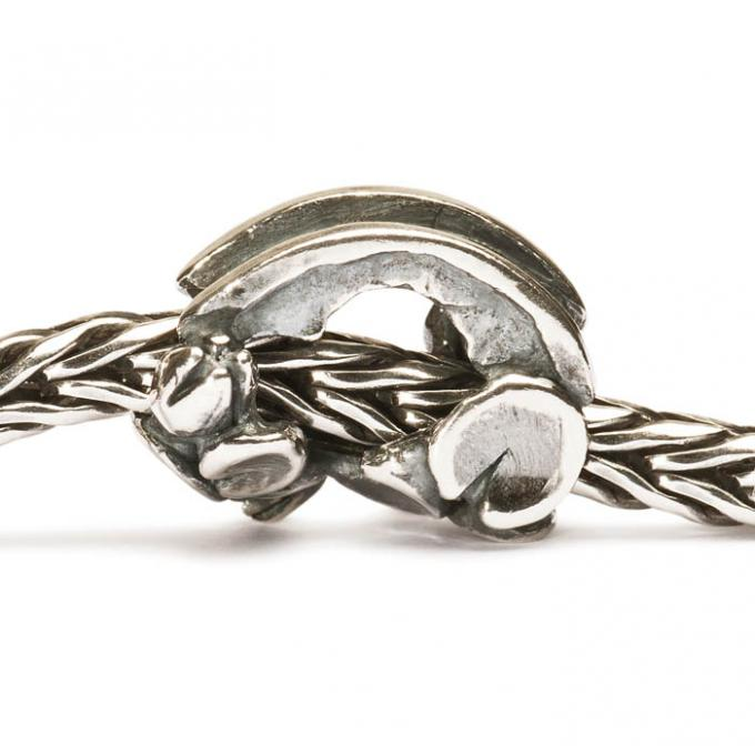Charms Trollbeads Argent TAGBE-10018 Trollbeads