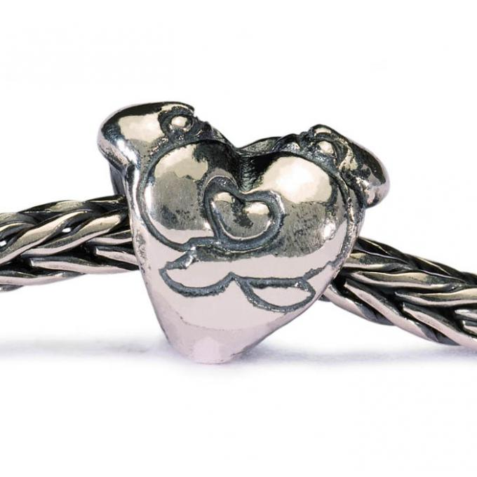 Charms Trollbeads Argent TAGBE-10007 Trollbeads