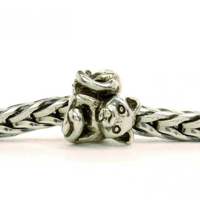 Charms Trollbeads Argent TAGBE-10055 Trollbeads
