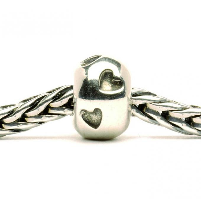 Charms Trollbeads Argent TAGBE-10050 Trollbeads