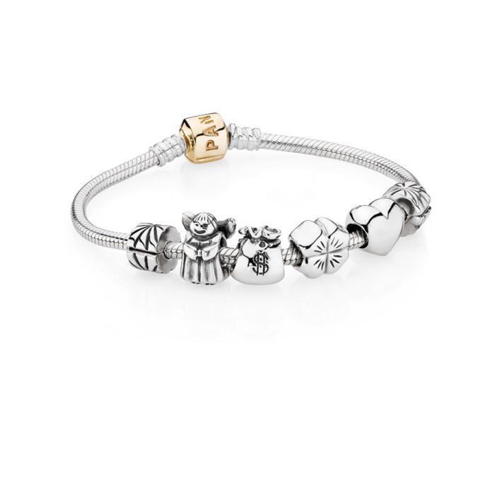 clip pour bracelet pandora