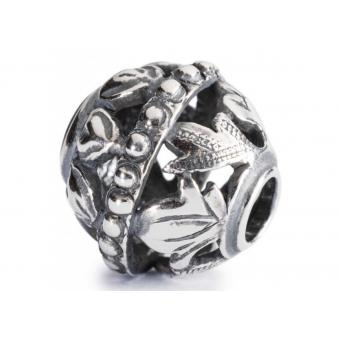 Trollbeads Perle Décoration Spirituelle Argent TAGBE-30056