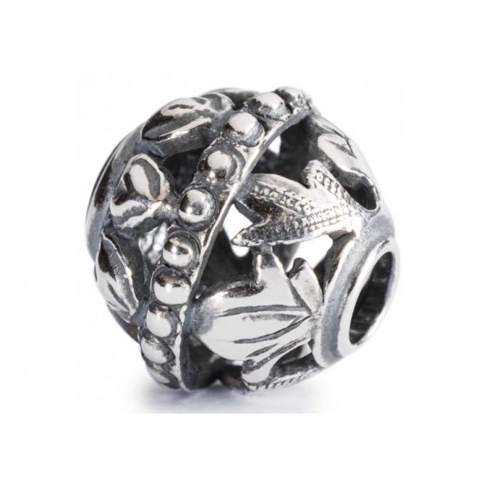 Trollbeads Perle Décoration Spirituelle Argent TAGBE-30056 Trollbeads