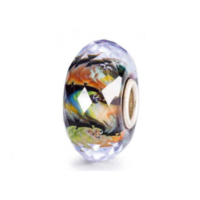 Trollbeads Perle Force Intérieure Argent TGLBE-30004