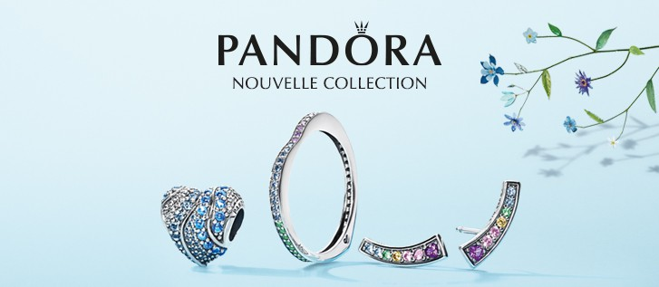 Collection pandora printemps 2018