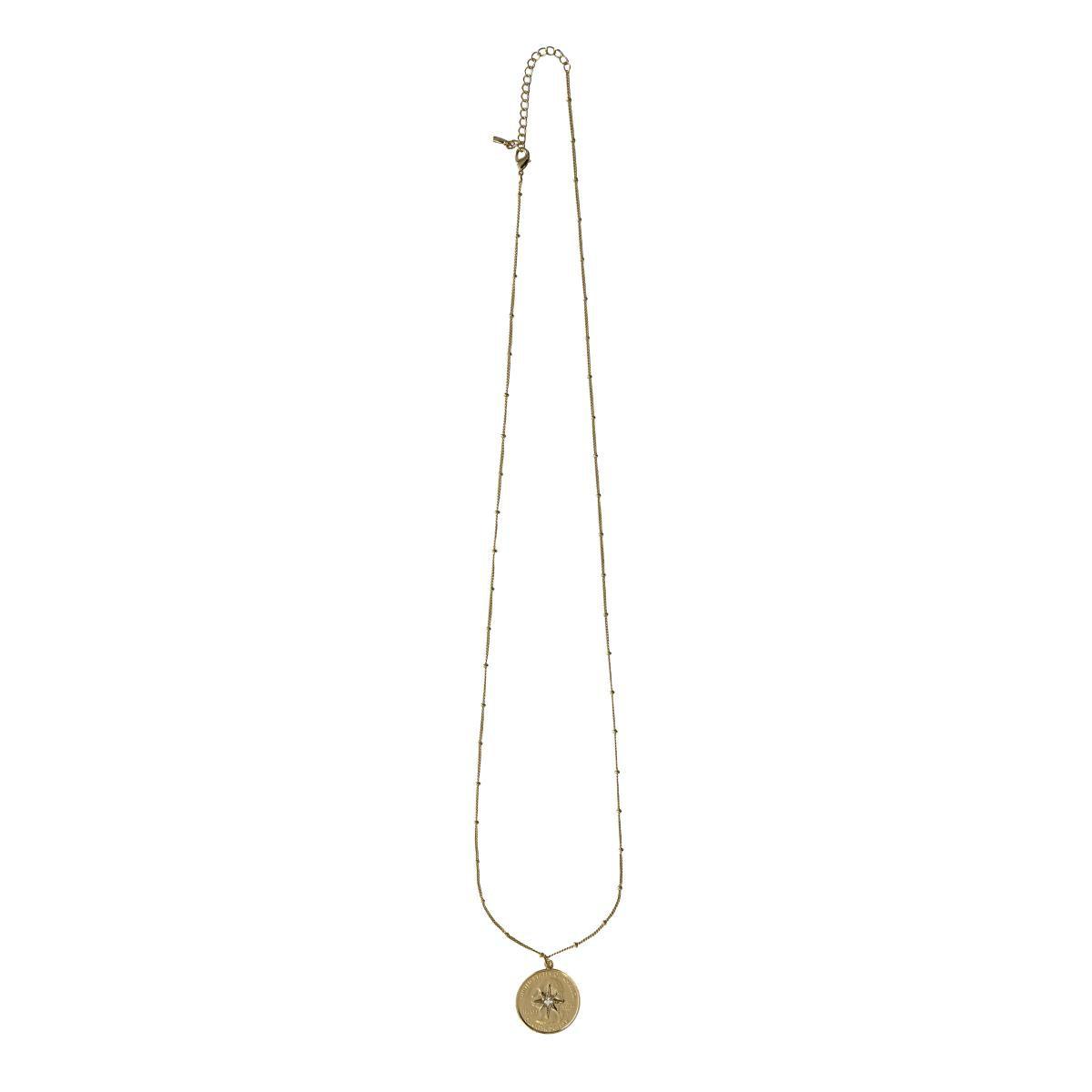 Collier et pendentif Bérénice BE0092D Femme