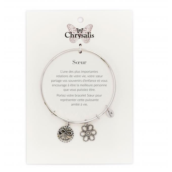 Bracelet Chrysalis Argent CRBT0709SP