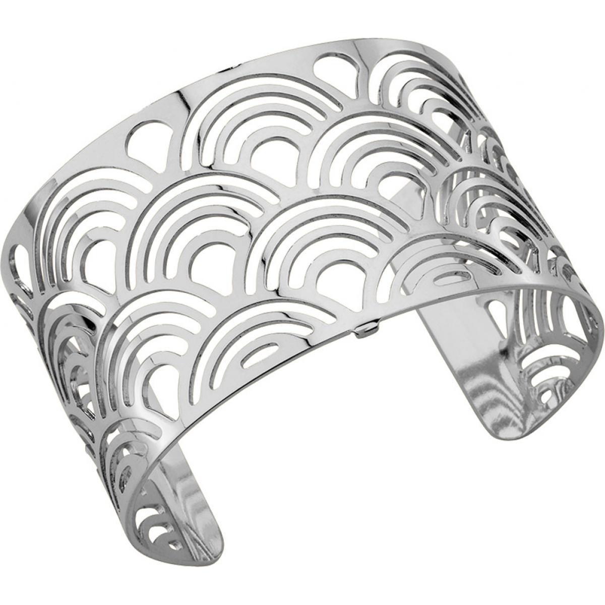 Bracelet Poisson  Argenté Large