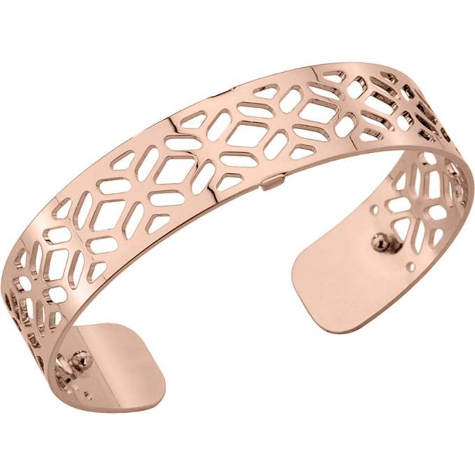 Les Georgettes Bracelet Alhambra Or Rose Small 70265434000