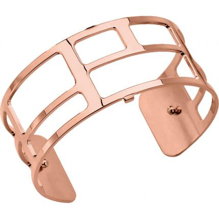 Les Georgettes Bracelet Labyrinthe  Or Rose Medium 70273724000