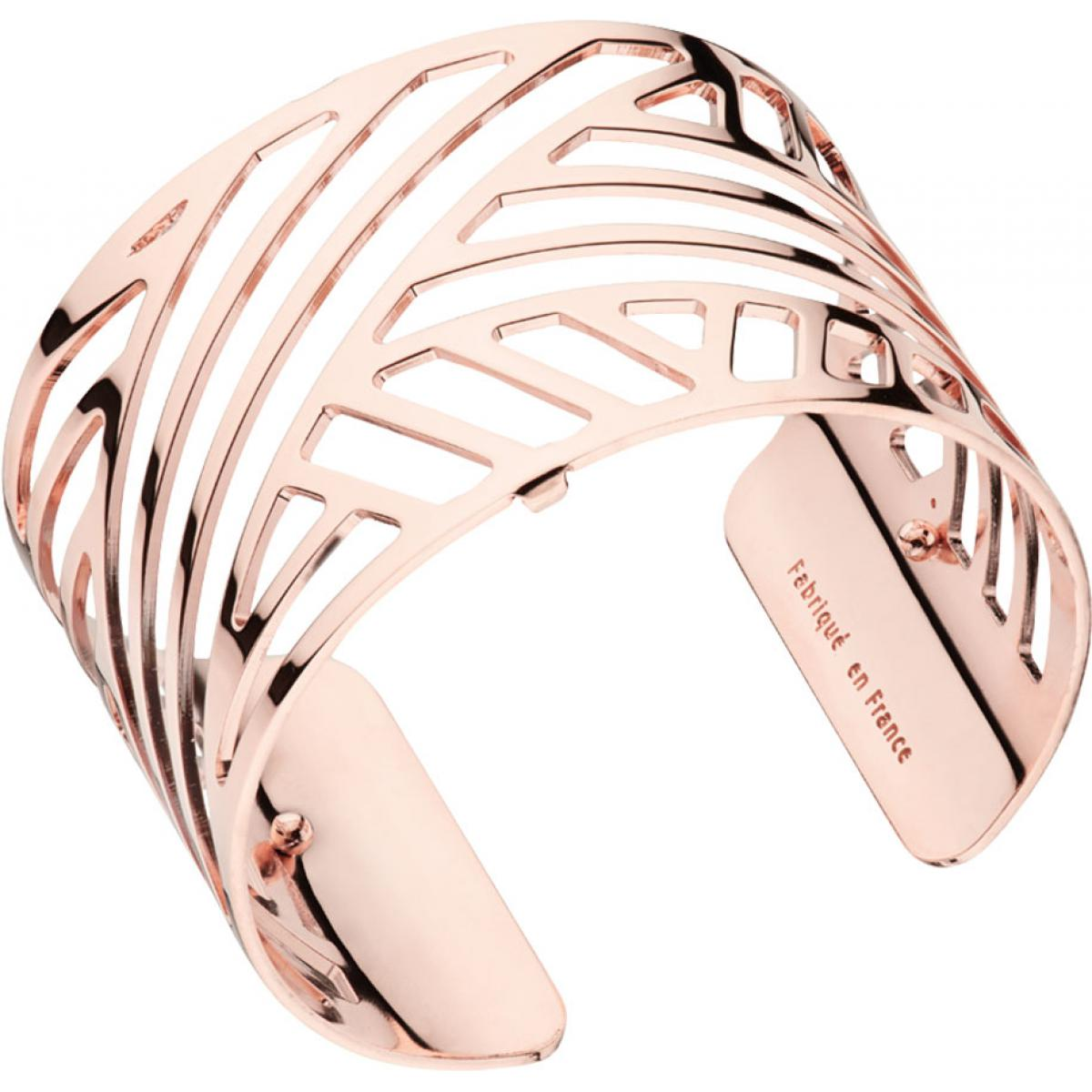 Les Georgettes Bracelet Ruban  Or Rose Large 70285674000