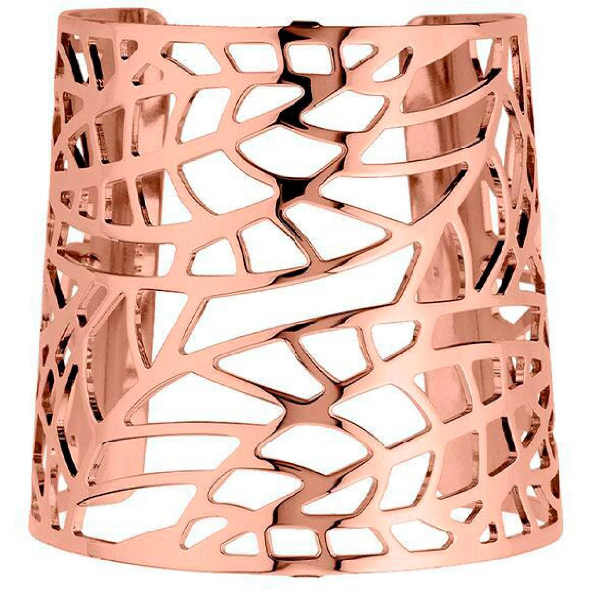 Les Georgettes Bracelet Fougères Laiton Finition Or Rose 60 mm 70304624000000