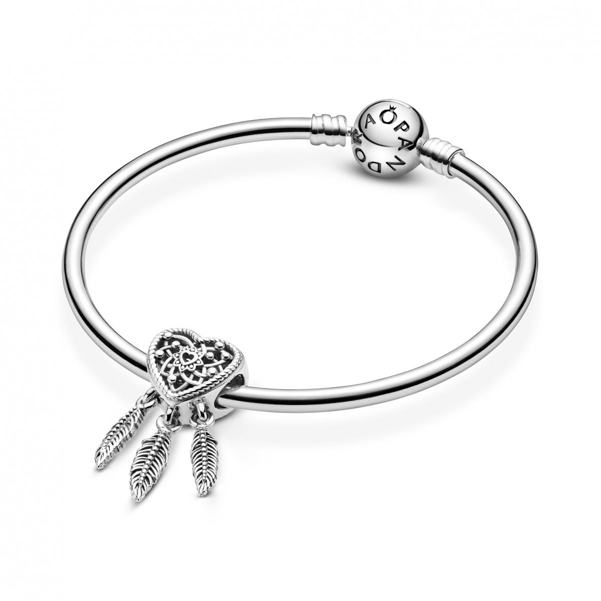Charms et perles Pandora Bijoux 799107C00 - Pandora Passions ...