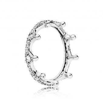 Pandora - Bague Couronne Enchantée - Collection pandora printemps 2018