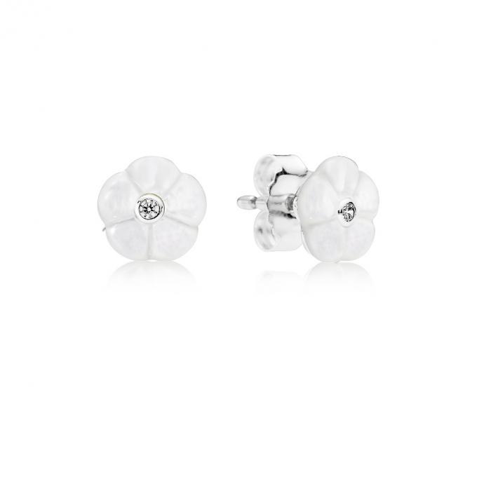 bijoux pandora soldes boucle d'oreille