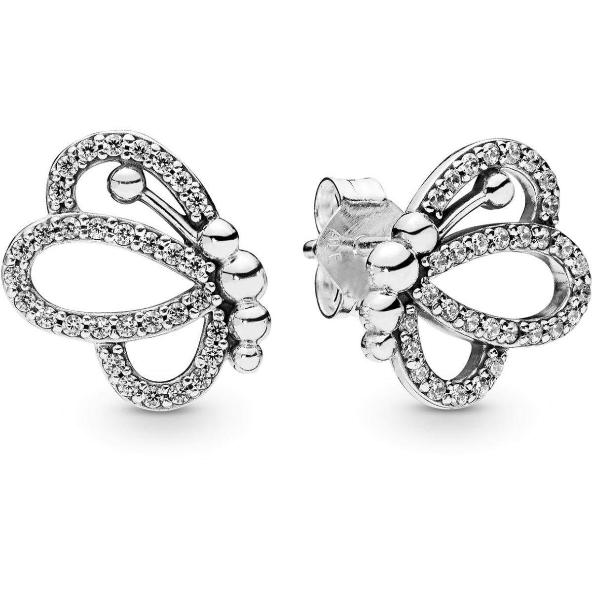 Boucles d'oreilles Pandora Animaux 297912CZ Femme