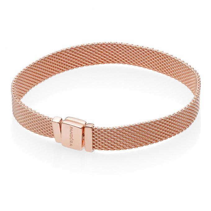 bracelet pandora femme rose