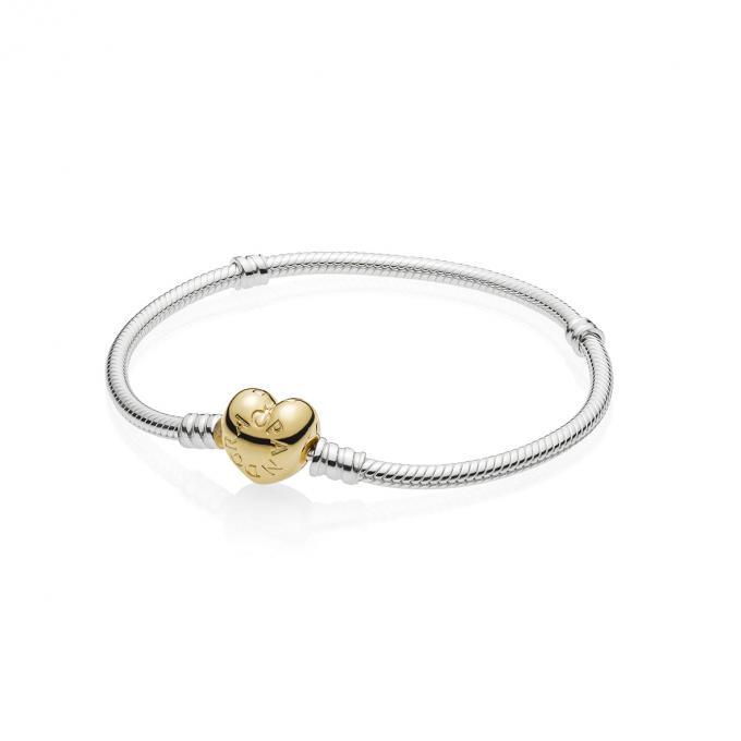 Bracelet Shine Fermoir Coeur Femme Plus d\u0027infos