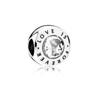 Pandora Charm Love is Forever 791813CZ