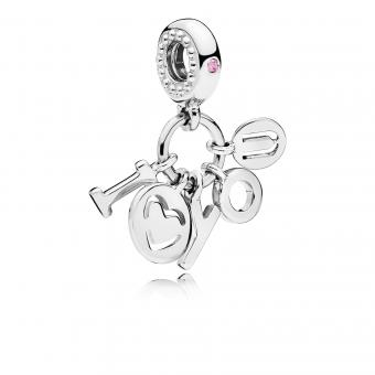 Pandora - Charm I Love You - Pendentif charms