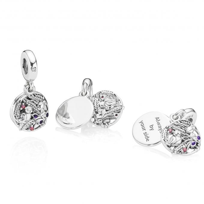 2443b93b2 Charm Always by your Side Femme Pandora - Charms et perles