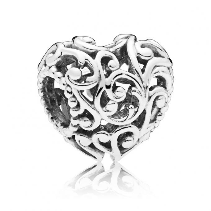 938ff676e Charm Coeur Royal Femme Pandora - Charms et perles