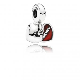 Charm Disney Pendant Minnie Mickey