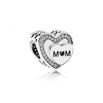 Pandora - Charm Amour Mum - Charms pandora moments