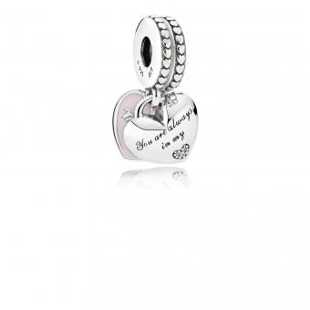Pandora - Charm Sentiments - Bijoux charms rose