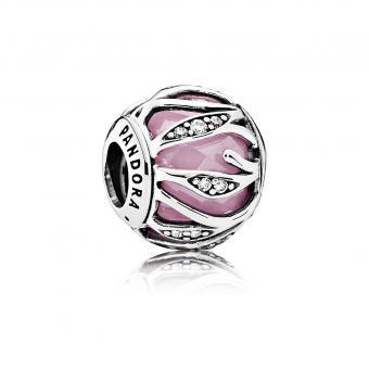Pandora - Charm Eclat Naturel Rose