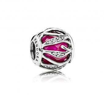 Pandora Charm Éclat Naturel Rouge Royal 791969SRU