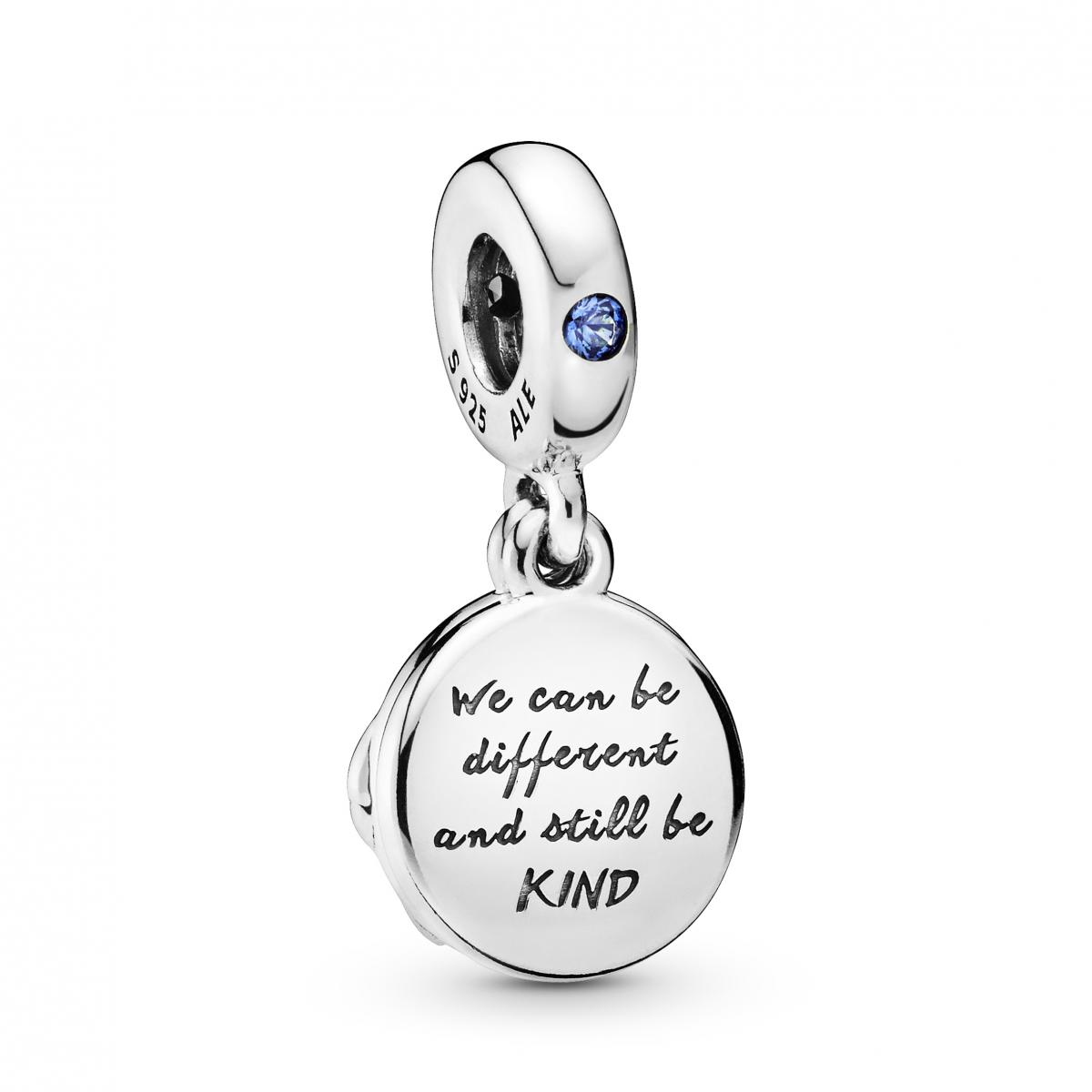 Charms Pandora Argent 798239NMB