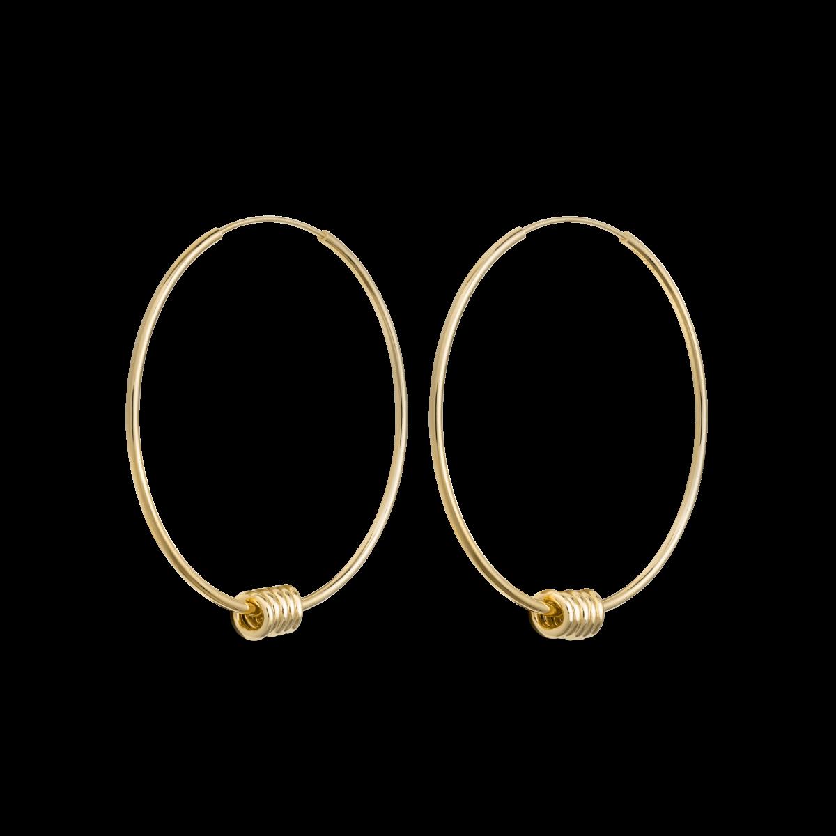 Promo : Boucles d'oreilles Rosefield JSHLG-J065 Femme