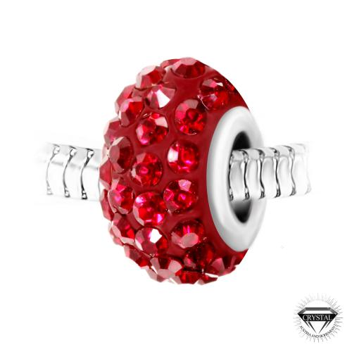 So Charm - BEA0027 - Bijoux charms rouge