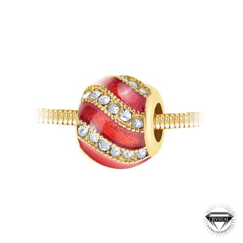 So Charm - BEA0282 - Bijoux charms rouge
