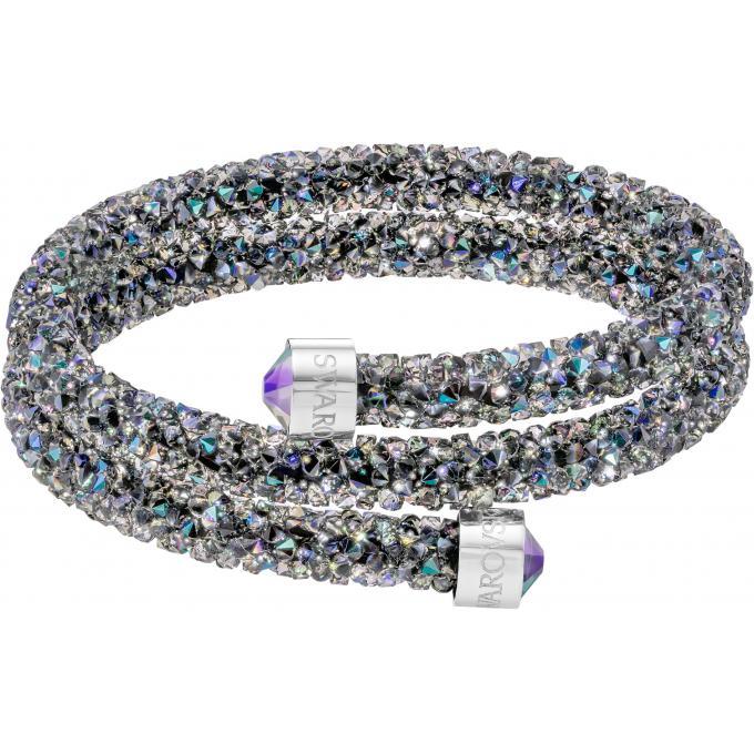 Swarovski Bracelet Swarovski Bijoux 5273644 , Cristaux Swarovski Noir Femme  5273644