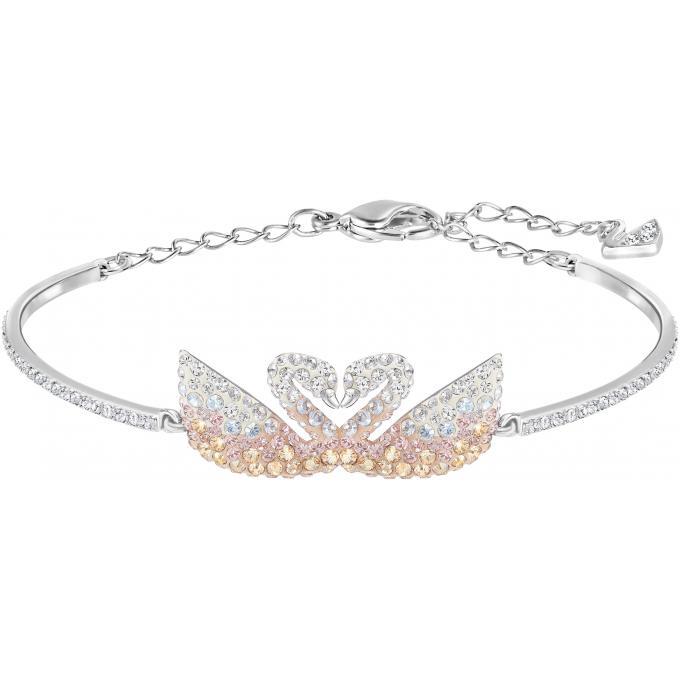Bracelet Swarovski Bijoux Women Jewelry 5256264 , Acier Cristaux Cygnes  Femme 5/5 (1 avis)