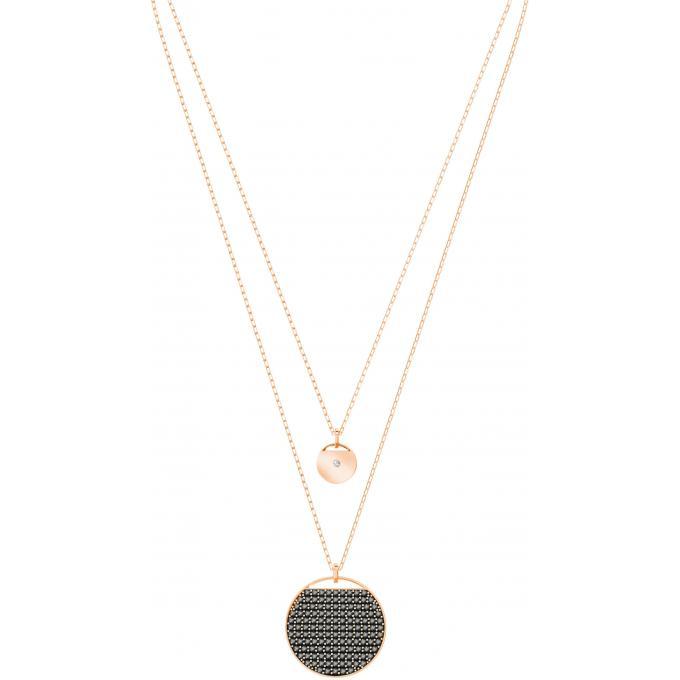 Collier en or avec des cristaux de Swarovski eaf0053ad55c