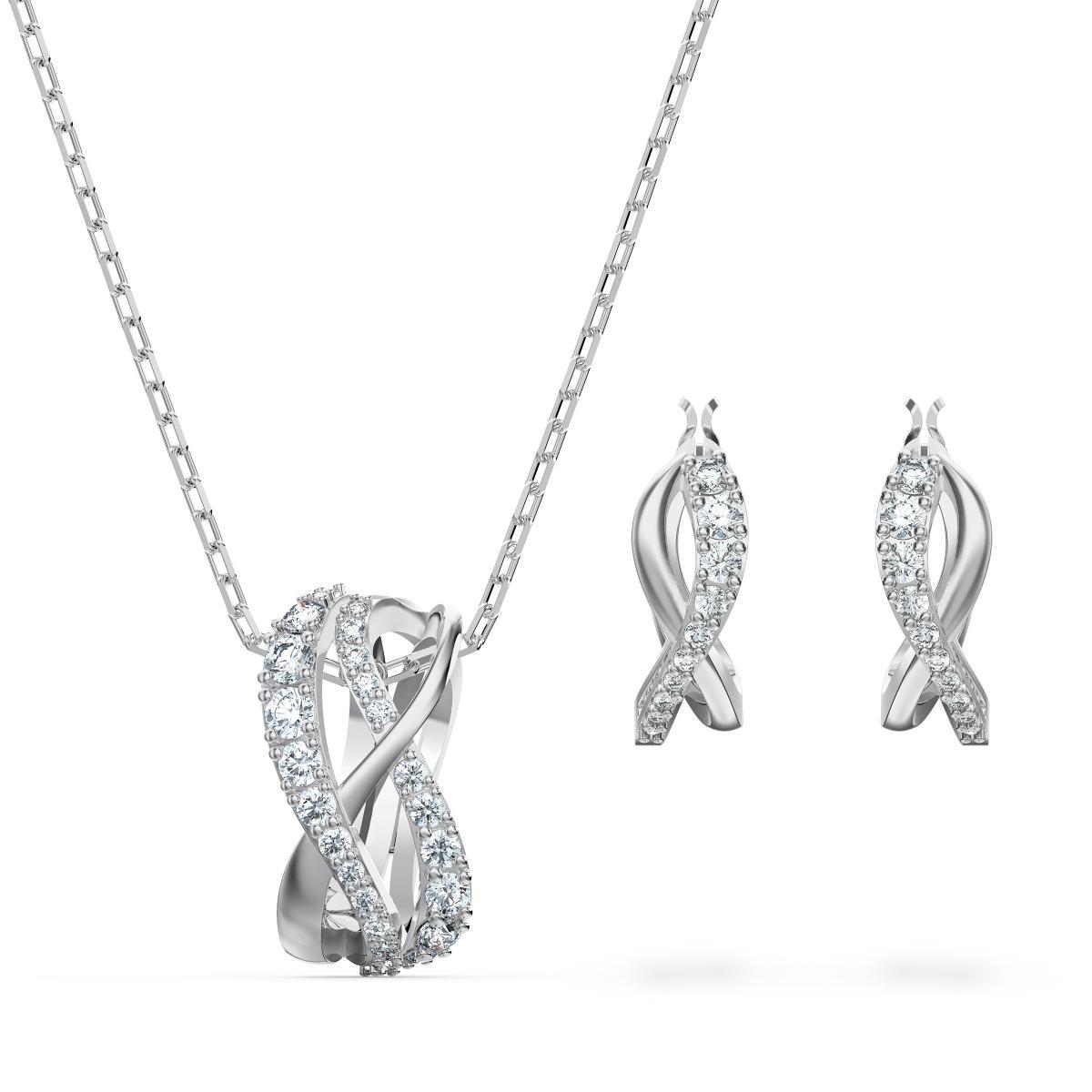 Collier et pendentif Swarovski 5579790 Femme