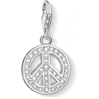 Thomas Sabo - Charms Peace Serti Femme - Thomas sabo charms