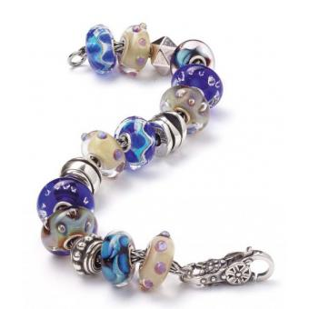 Trollbeads - Bracelet Composé Northern Lights - Bracelet charms compose