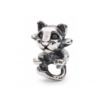 Trollbeads Charm Chaton Argent Femme TAGBE-20113
