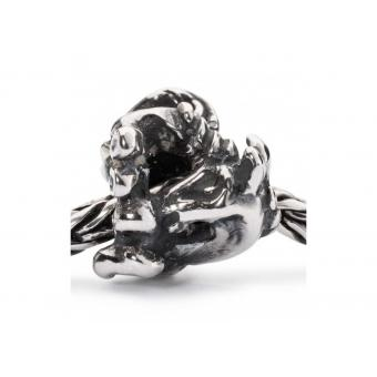 Trollbeads Charm Licorne Argent Femme Argent TAGBE-30113