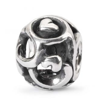 Charms Trollbeads Argent TAGBE-20077