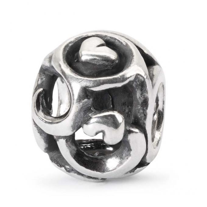 Charms Trollbeads Argent TAGBE-20077 Trollbeads