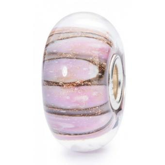 Trollbeads Charm Conque Rose TGLBE-10199